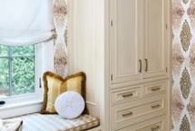 Home Inspiration / Ideas for a built-in armoire for second bedroom...