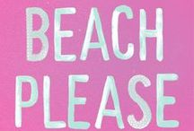 Beach Quotes & Art / Beach scenes, inspirational quotes, and all things beachy!