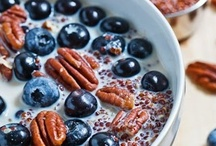 Oatmeal and Other Breakfast Ideas