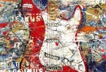 Guitars / by Jenni Moffitt