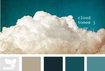 ❤ color palettes
