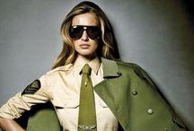 S e v e n  N a t i o n   A r m y / Military-inspired Fashion