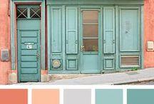 Côté couleurs