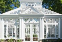 C o n s e r v a t o r y   O b s e s s e d / Conservatories, orangeries, solariums, greenhouses. Polite pinning, please. 15 repins/likes limit per day this board. ❤