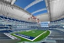 NFL Football: Cowboys / by Hyatt Regency DFW
