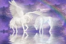 Unicorns = Rainbows / It's all in the name Follow if you LOVE unicorns