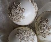 W h i t e  C h r i s t m a s / Self-explanatory. All things white Christmas. Polite pinning, please. ❤❤