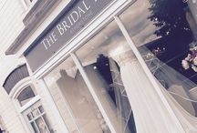 The Bridal Room Atherstone / We will help you on your journey to find your dream wedding dress, in our relaxed luxurious Warwickshire boutique.