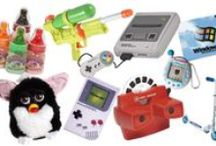 Childhood nostalgi / Things i remember from growing up i the 80-90s