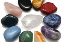 Beautiful Healing Gemstones / I love to collect gemstones, and try to include as many types as I can in my collection / by Lynda Eastgate
