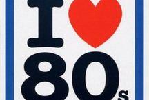 80's & some 90's / Memories