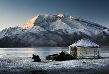 Silk Road Project / A journey through Central Asia following the footsteps of great European explorers
