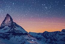 Mountains / A collection of the most fascinating mountains