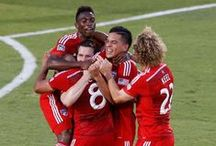 FC Dallas Futbol Team / GGGGGOOOOOAAAAAAALLLLLL / by Hyatt Regency DFW