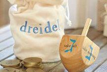The Dreidel That Wouldn't Spin / Dreidels and Hanukkah