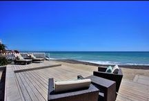 Ocean View Vacation Rentals / Get an amazing view for your Southern California vacation with these ocean view homes by Beachside Vacation Rentals!