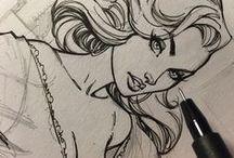 dessins / tutoriels