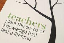 Teacher Appreciation / Teacher Appreciation
