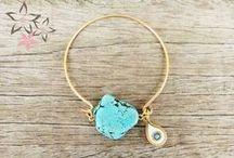 MҽɖᎥʈҽɽɽαηҽαη ʂᏇҽҽʈ ℓᎥʄҽ / Boho style mixed with Mediterranean serene style in turquoise and blue...☯
