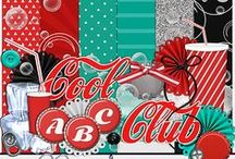 Cool Club / For more products - visit my shop at: http://melidydesigns.com/shop