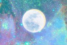 Moon Magic / A powerful force in all our lives / by Lynda Eastgate