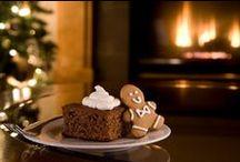 GᎥngҽrɓrҽαɖ ᏣɦrᎥsʈɱαʂ ɦσɱҽ / ~ Welcome to the gingerbread Christmas home in brown, green & a little bit white ~