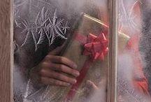 ᏣɦrᎥsʈɱαʂ ~ αℓℓ ʂɲσωҽɖ Ꭵɲ / ~ Snowy & cosy Christmas in red & pink ~