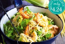 money-saving meals / Our budget friendly recipes cost $5 or less per serve (prices are approximate and may have changed since calculation) / by Australian Good Taste Magazine