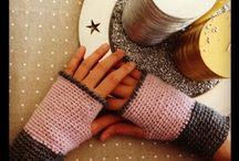Pasando el frio..guantes,gorros,bufandas