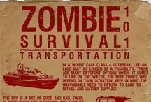 zombieproof / overlanding - doomsday preppers - pre/post-apocalyptic  / by ipztar