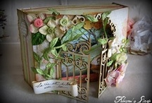 Scrapbooking Mini Albums / Mini Albums / by Sandy Willig