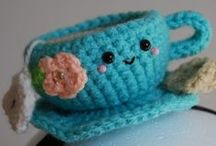 Hook & Needle / Tons of patterns and great ideas to crochet and knit  / by Betty Escudero