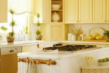 Kitchen and Diner * Yellow