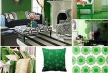 GREEN Home * Decor