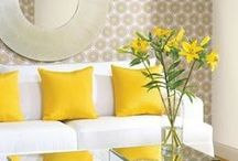 Living Room * Yellow