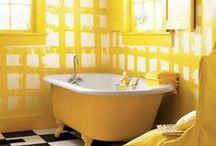 Bathroom * Yellow