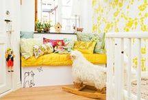 Children room * Yellow