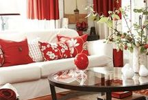 Living Room * Red
