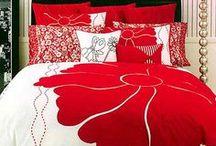 Bedroom * Red