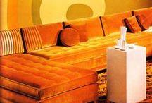 Living Room * Orange