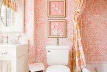 Bathroom * Coral