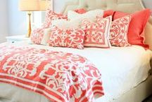 Bedroom * Coral