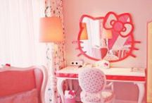 Children room * Coral