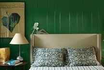 Bedroom * green
