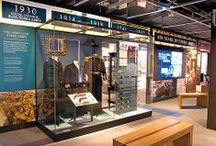 RFA Projects / A selection of past museum projects by RFA Design