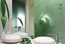 Bathroom * Green