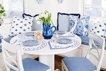 Kitchen and Diner * Light Blue
