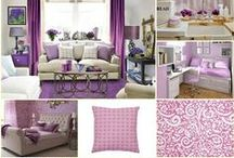 PURPLE Home * Decor