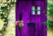 Portal and Hall * Purple