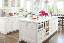 Kitchen and Diner * White